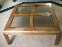 Coffee table and 2 end tables in Spring, Texas