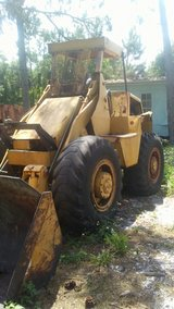 front end loader in Kissimmee, Florida