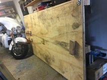 Full size Motorcycle Shipping Crate in Stuttgart, GE