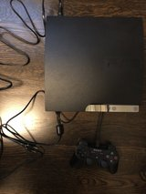 PS3,5 games, controller, and remotes in Aurora, Illinois