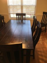 Table + 8 chairs Must Go in Wilmington, North Carolina