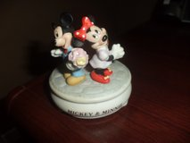 Mickey and Minnie Music Box in The Woodlands, Texas