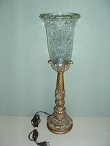 Elegant Torchiere Table Top Lamp in Converse, Texas