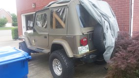 1988 Jeep Wrangler Sahara Ed in Pleasant View, Tennessee