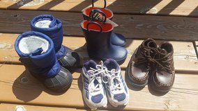 Shoes size 5 and 6 (for 18 mths to 2 years old) in Bartlett, Illinois