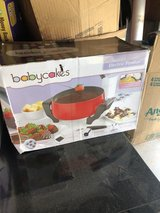 Babycakes Fondue maker NIB in Fort Polk, Louisiana