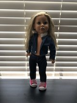 18 inch doll blonde in Fort Campbell, Kentucky