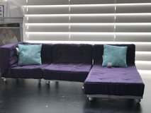 18 inch doll sofa with chase lounge toys r us brand in Fort Campbell, Kentucky