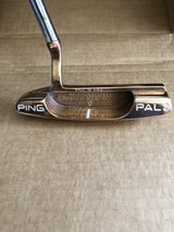 Ping Pal 2 Beryllium Copper Putter in Fairfield, California