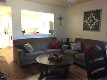 couch w/ loveseat and ottoman set in Camp Pendleton, California
