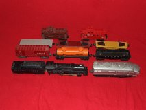 LIONEL O Scale Train Set Assortment Engines Cars Cabooses & More in Bolingbrook, Illinois
