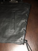 Harley women's leather vest. in Houston, Texas