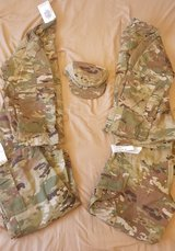 Army Cammies- 2 sets in Pearl Harbor, Hawaii