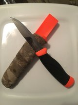 mora knife sell out in Camp Lejeune, North Carolina