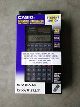 Casio Scienttific Calculator in DeKalb, Illinois