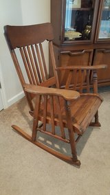 Antique Rocking Chair in Fort Rucker, Alabama