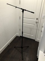 DR Pro telescoping, adjustable mic stand. in Travis AFB, California