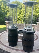 Propane Patio Heaters in Elgin, Illinois