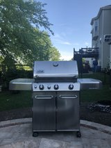 Weber Propane Grill in Elgin, Illinois