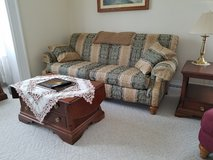 Couch in Sandwich, Illinois