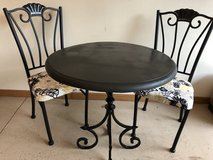 bistro table and 2 chairs in Chicago, Illinois