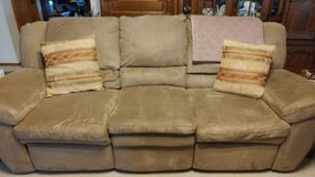 Couch and Love seat w/recliners on each end. in Lawton, Oklahoma