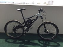 Cannondale Full Suspension Mountain Bike in Okinawa, Japan