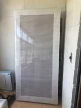 King Size Box Spring in bookoo, US