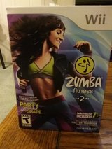 Wii Zumba in Naperville, Illinois