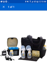 Medela breast pump in style advanced with original tote in Fort Leonard Wood, Missouri
