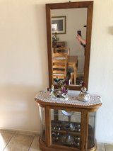 mirror and cabinet in Vacaville, California