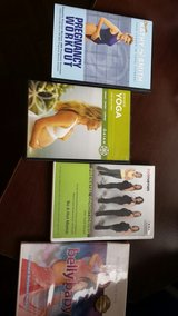 Pregnancy Exercise DVD's in Stuttgart, GE