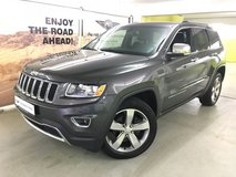 2014 Jeep Grand Cherokee Limited in Hohenfels, Germany