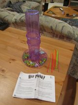 Kerplunk marble game in Chicago, Illinois