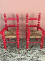 Vintage Doll Sized Chairs in Aurora, Illinois