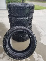 FIVE Toyo Open Country MT Tires in Fort Riley, Kansas