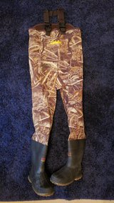 Youth waders New size 6 in Kingwood, Texas