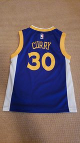 Boys small Curry jersey in Kingwood, Texas