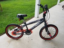 Boys BMX Style 18in Bike (Like New Condition) in Camp Lejeune, North Carolina