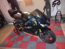 2006 Triumph Daytona 675 in Fairfield, California