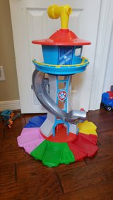 Paw Patrol My Size Lookout tower in Kingwood, Texas