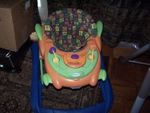 Baby Walker with activity object in DeKalb, Illinois