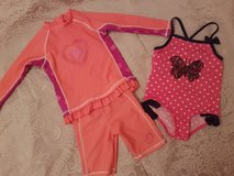2 Swimm suits 24m/ 2T (92) in Ramstein, Germany