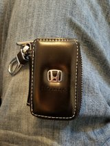 HONDA KEY FOB CASE REAL LEATHER in Fort Campbell, Kentucky