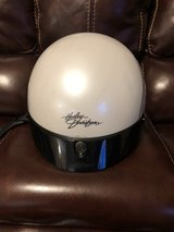 Harley Davison motorcycle helmet in Kingwood, Texas