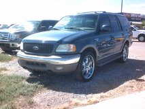 2002 FORD EXPEDITION EB 4X4 in Alamogordo, New Mexico