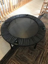 Mini trampoline -brand new-used once in Chicago, Illinois