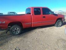 2000 Chevrolet 1500 extended cab in Alamogordo, New Mexico