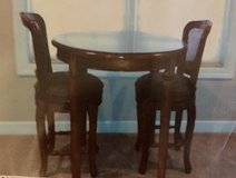 Bistro Table with two chairs in Fort Leonard Wood, Missouri