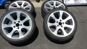 3 series BMW wheels and tires in Camp Pendleton, California